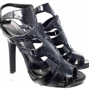 Delicious Women's Sandals Size 9/Eur 40 Black